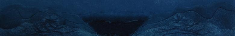 collograph body blue