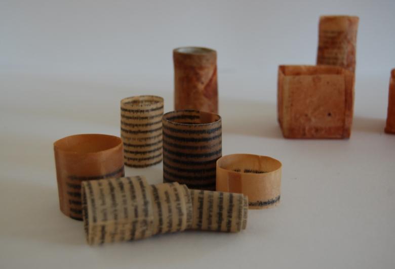 wax rolls